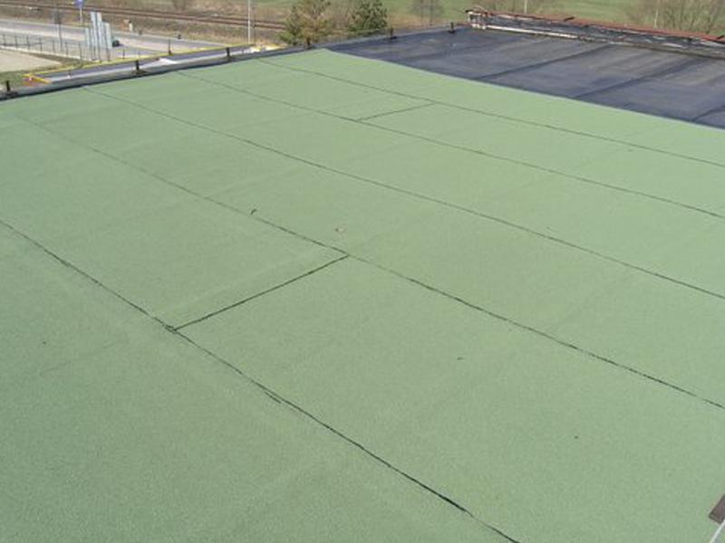 Oprava rovnej strechy cena